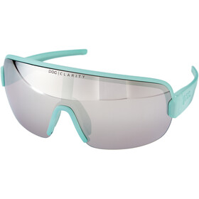 POC Aim Sunglasses apophyllite green